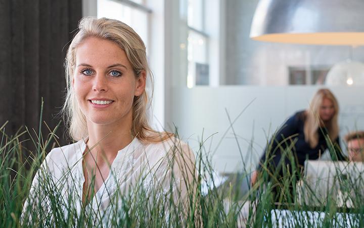 Kim van den Burg
