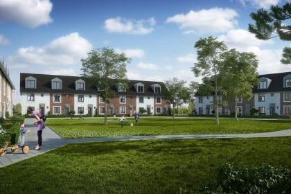 Nieuwbouwproject-Sophiaweg-Zandvoort