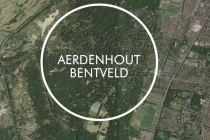 Aerdenhout-Plattegrond