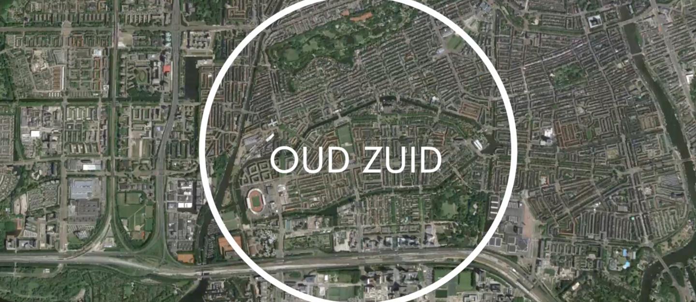 Amsterdam-Oud-Zuid-Plattegrond
