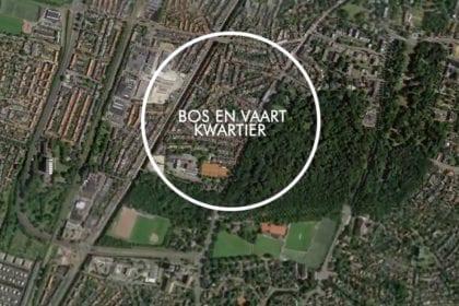 Bos-en-Vaart-Kwartier-Plattegrond