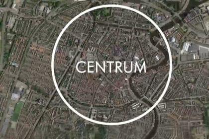 Haarlem-Centrum-Plattegrond