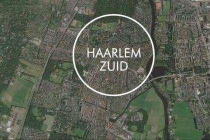 Haarlem-Zuid-Plattegrond