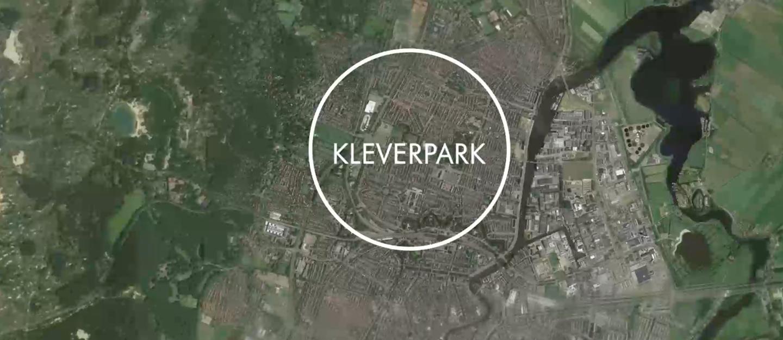 Kleverpark-Plattegrond