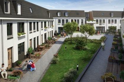 Nieuwbouwproject-Kroonhof-Haarlem