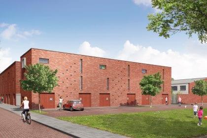 Nieuwbouwproject-Schutterstuk-Spaarndam