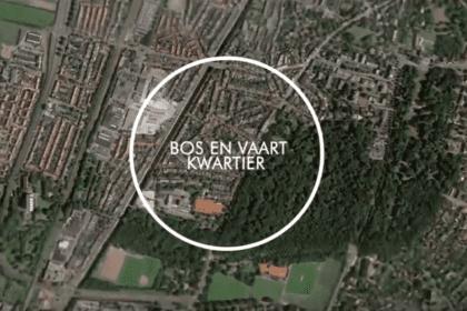 Bos-en-Vaart-Kwartier-Haarlem-Plattegrond