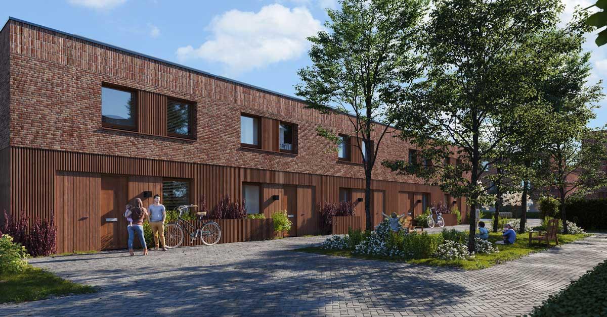 Wickevoort-Hagen-Nieuwbouwproject