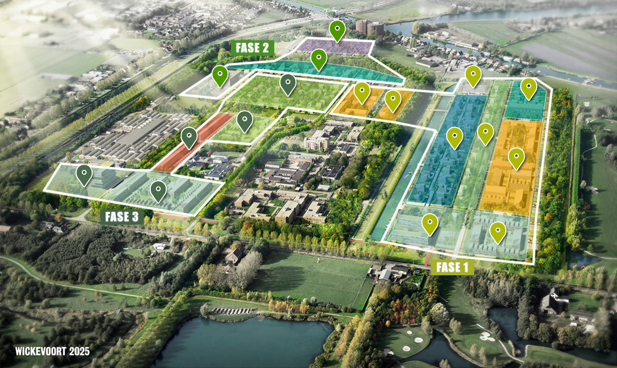 Wickevoort-Nieuwbouw-Cruquius-Plattergrond