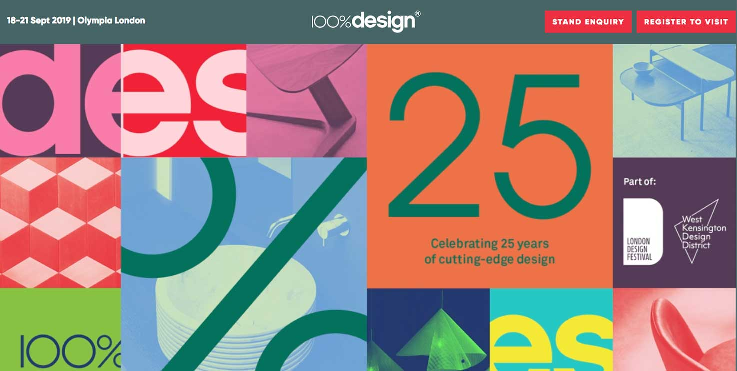 100%-Design-Beurs-London-Woonbeurs-Woontips