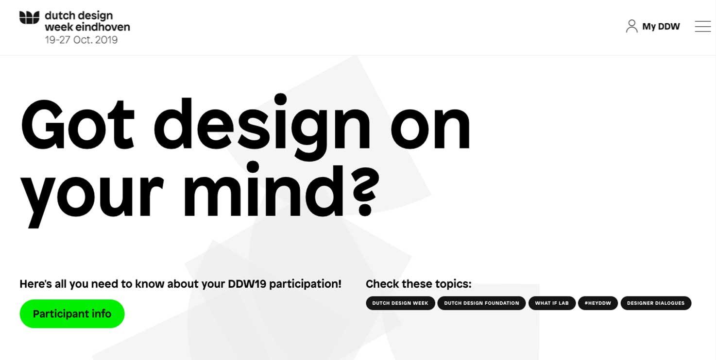 Dutch-Design-Week-Eindhoven