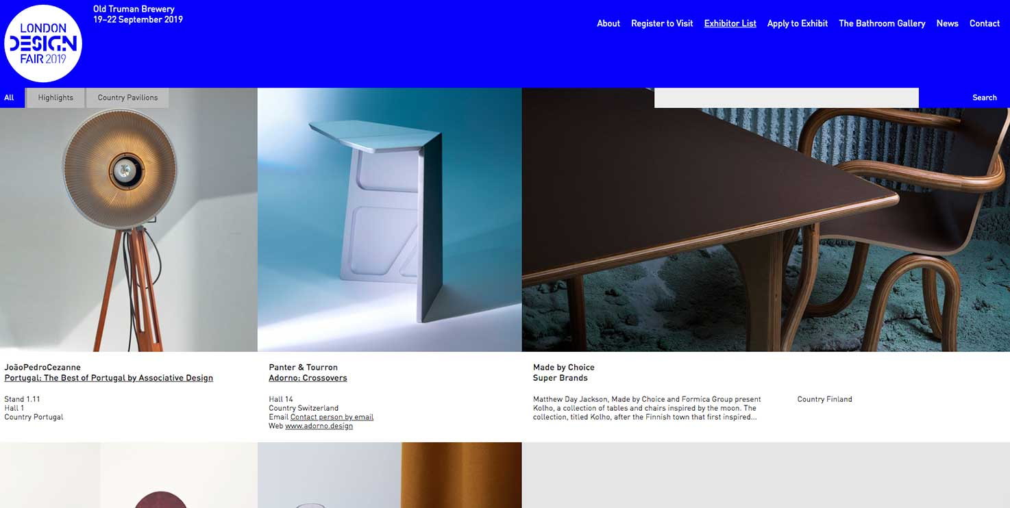 Londen-Design-Fair-Interieurbeurs-Woontips