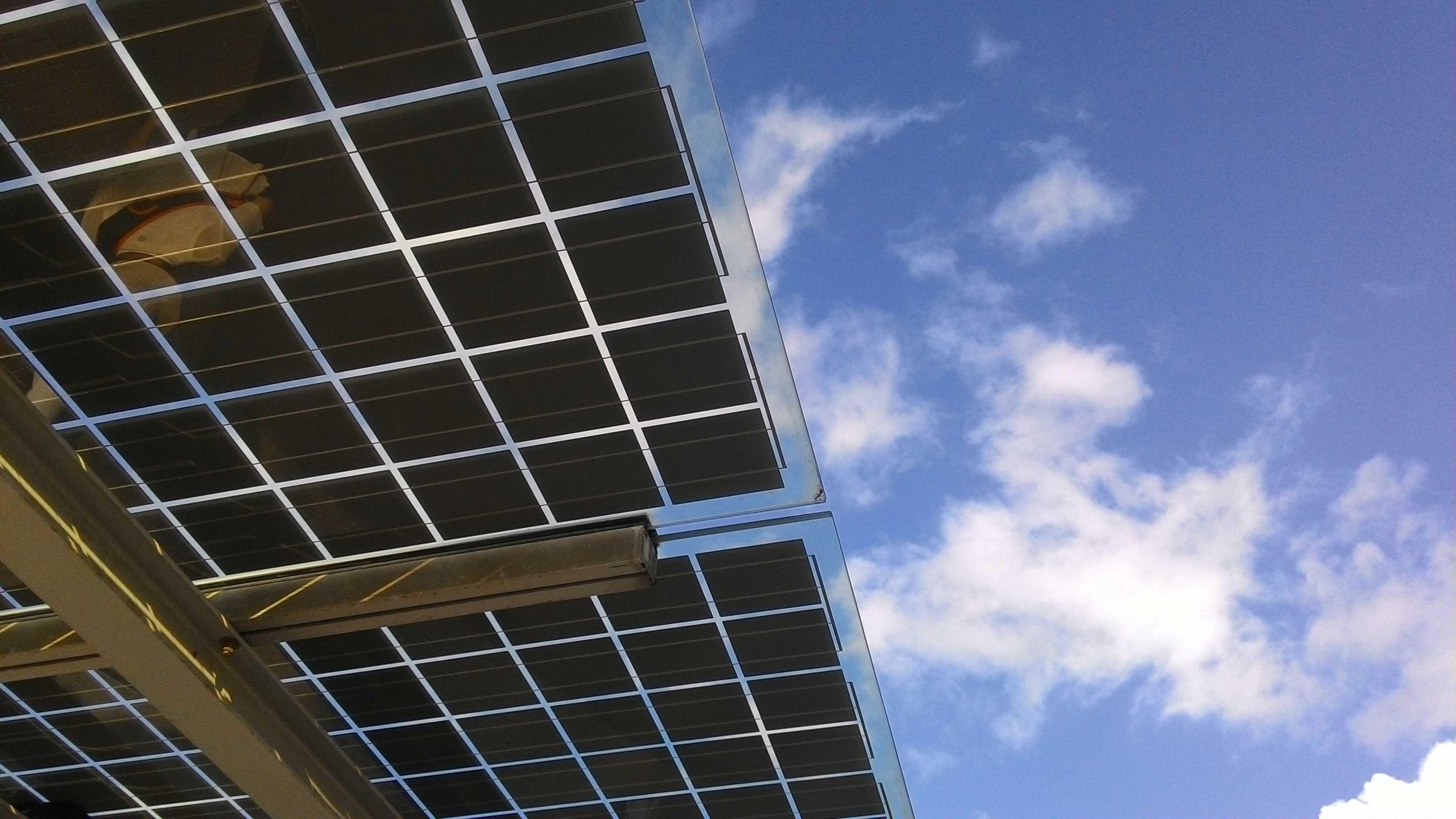 Zonnepanelen-Energie-Opwekkend
