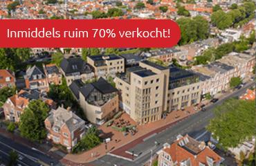 De Vierhoek in Haarlem - 70% verkocht MKV