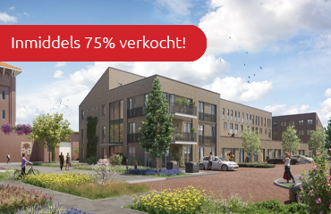 Slachthuisdistrict in Haarlem - 75% verkocht MKV
