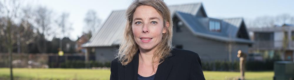 Annemiek van den Nyden - De nieuwe instroom doet Heemstede goed!