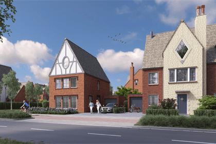 Tudor Gardens Zuid in Hoofddorp - MooijekindVleut