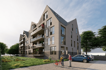 MKV Verkocht - Nieuwbouwproject Kroonzich