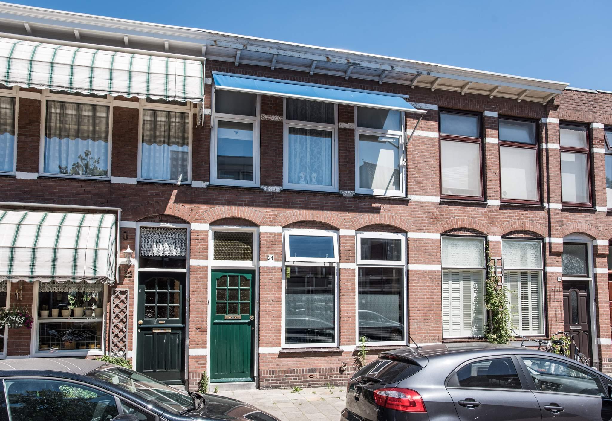 Haarlem – Potgieterstraat 24| 24 A – Hoofdfoto
