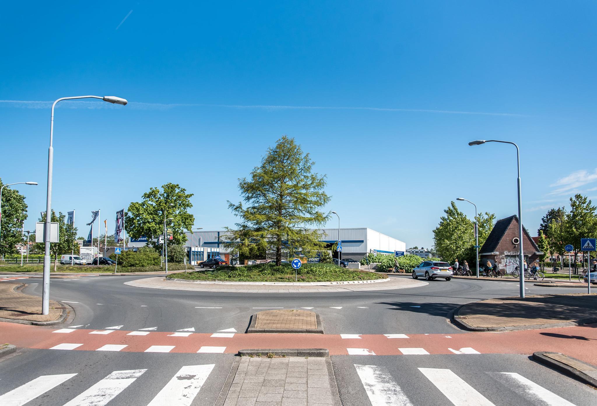 Haarlem – Stephensonstraat 4- 6 – Foto