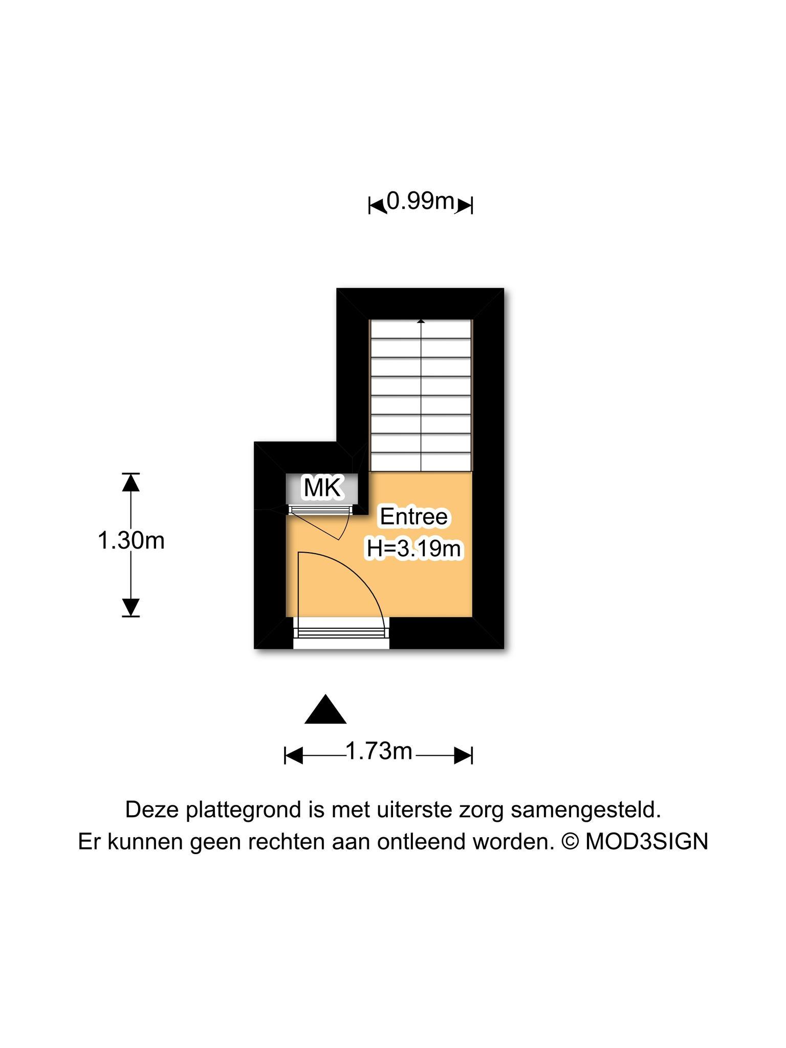 Haarlem – Stephensonstraat 4- 6 – Plattegrond 5