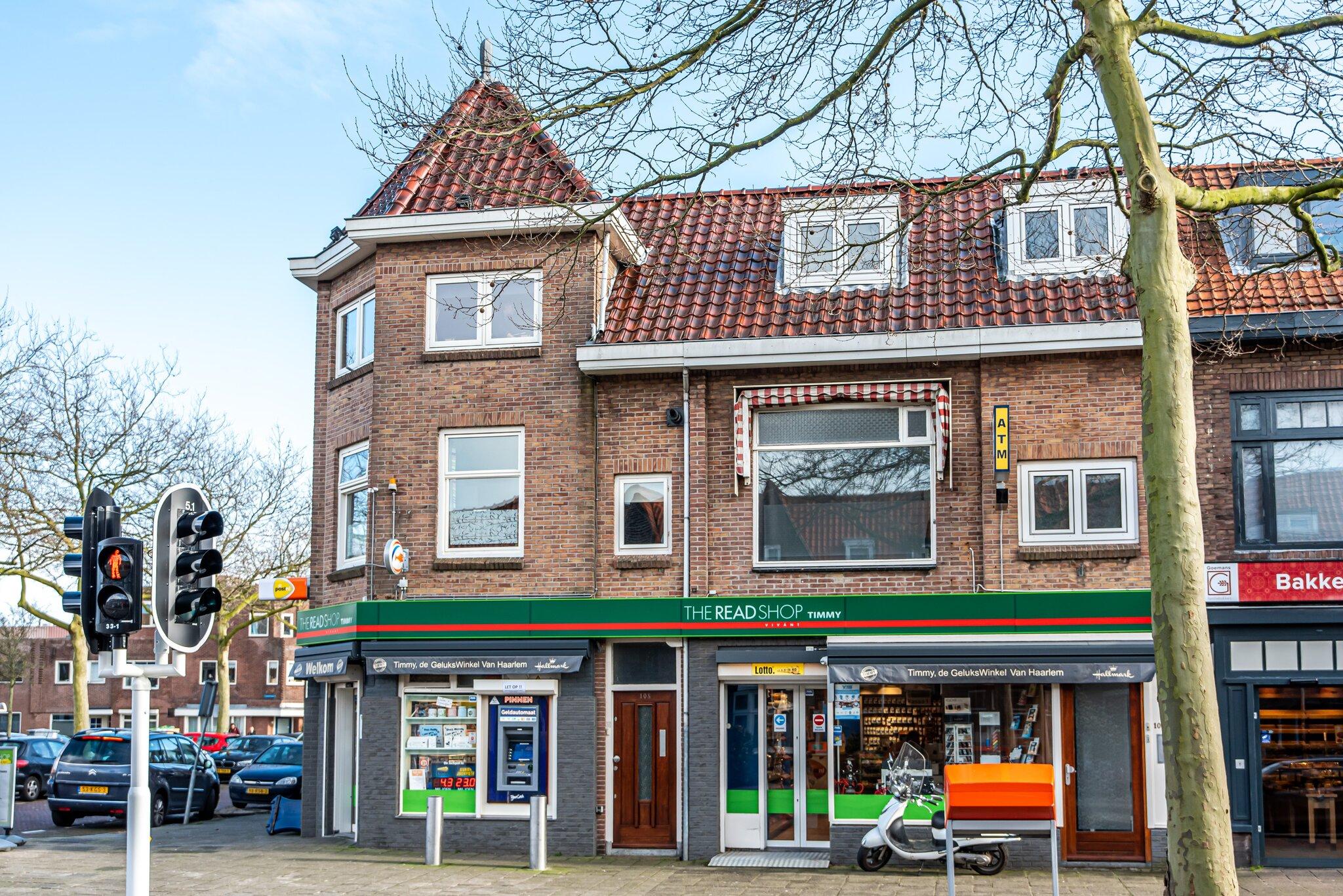 Haarlem – Rijksstraatweg 106- 108zw – Hoofdfoto
