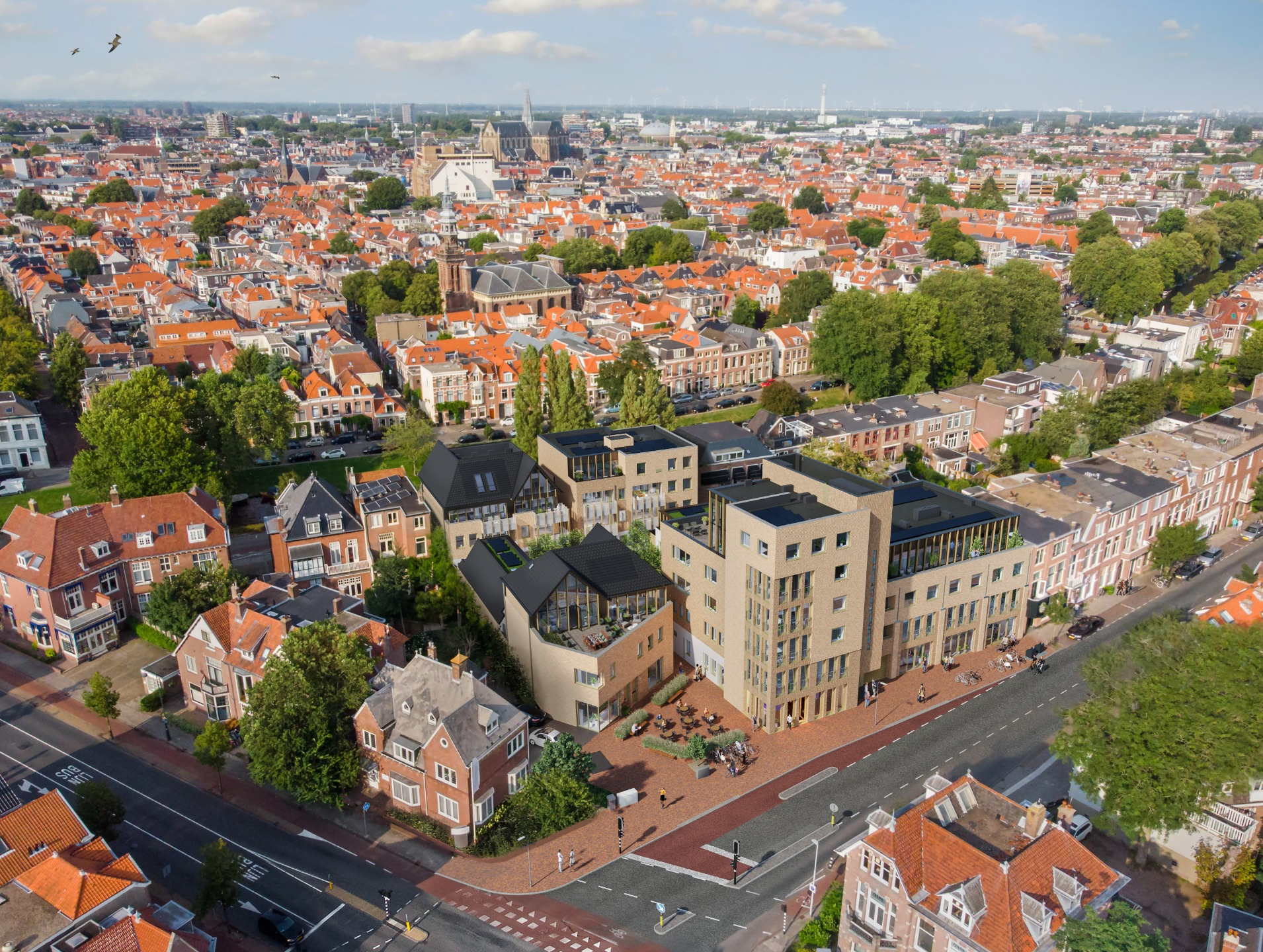 Haarlem – De Vierhoek 21 – Foto