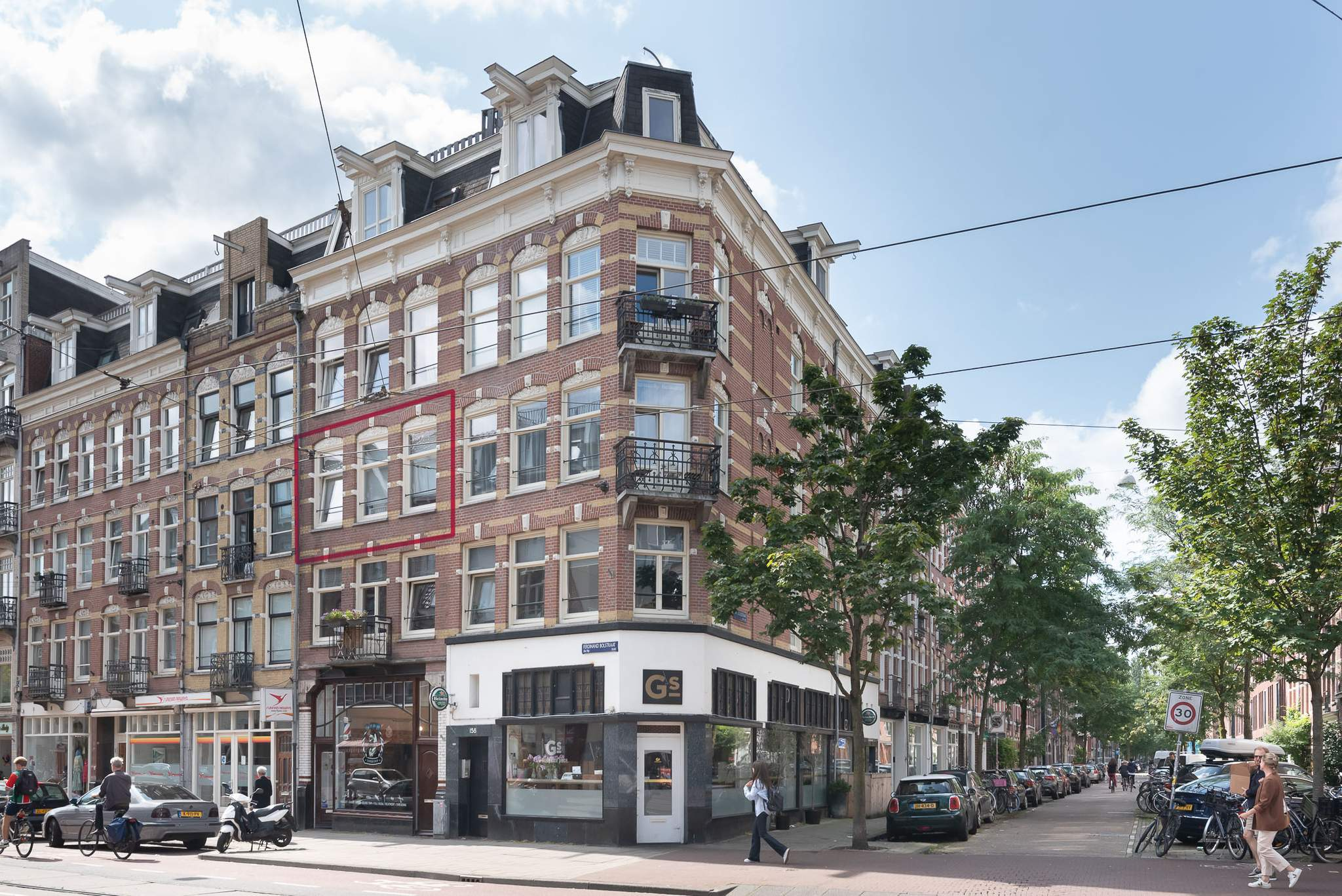 Amsterdam – Ferdinand Bolstraat 158E – Hoofdfoto