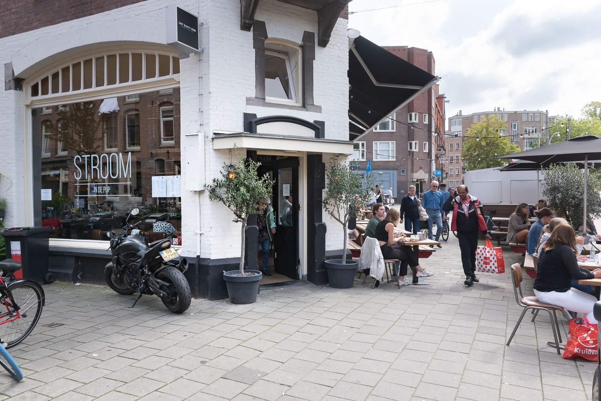 Amsterdam – Ferdinand Bolstraat 158E – Foto 30