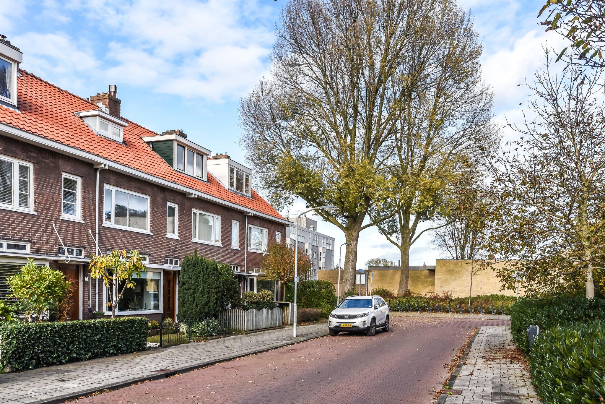 Haarlem – De Ruijterplein 5 – Foto
