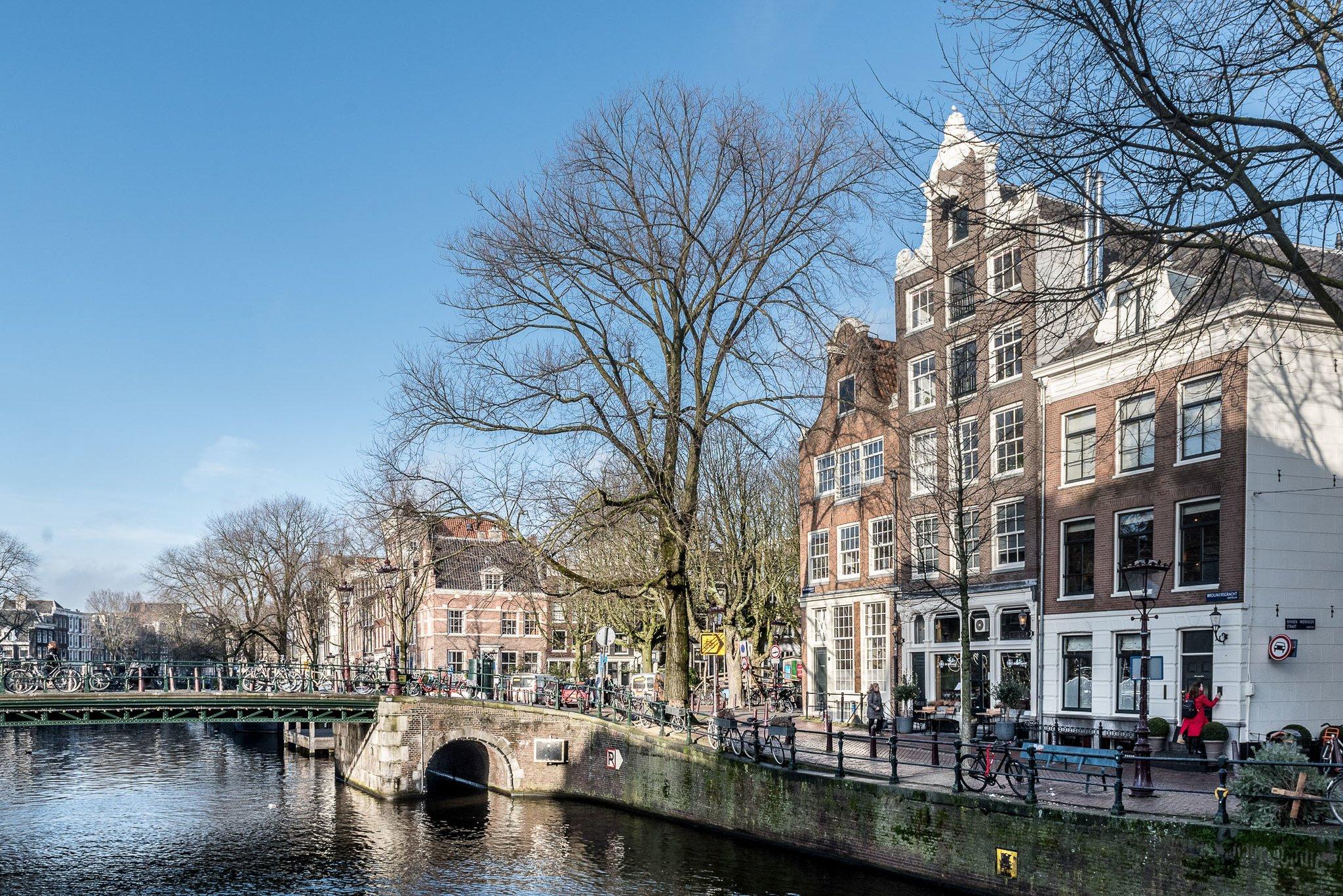 Amsterdam – Brouwersgracht 44C – Foto