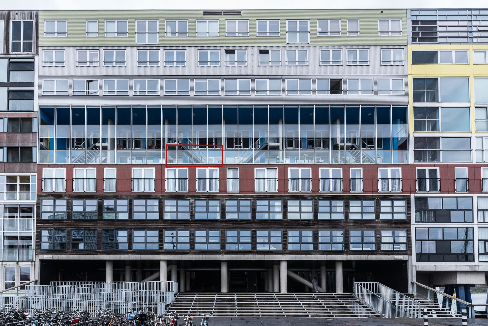 Amsterdam – Silodam 432 – Foto 11