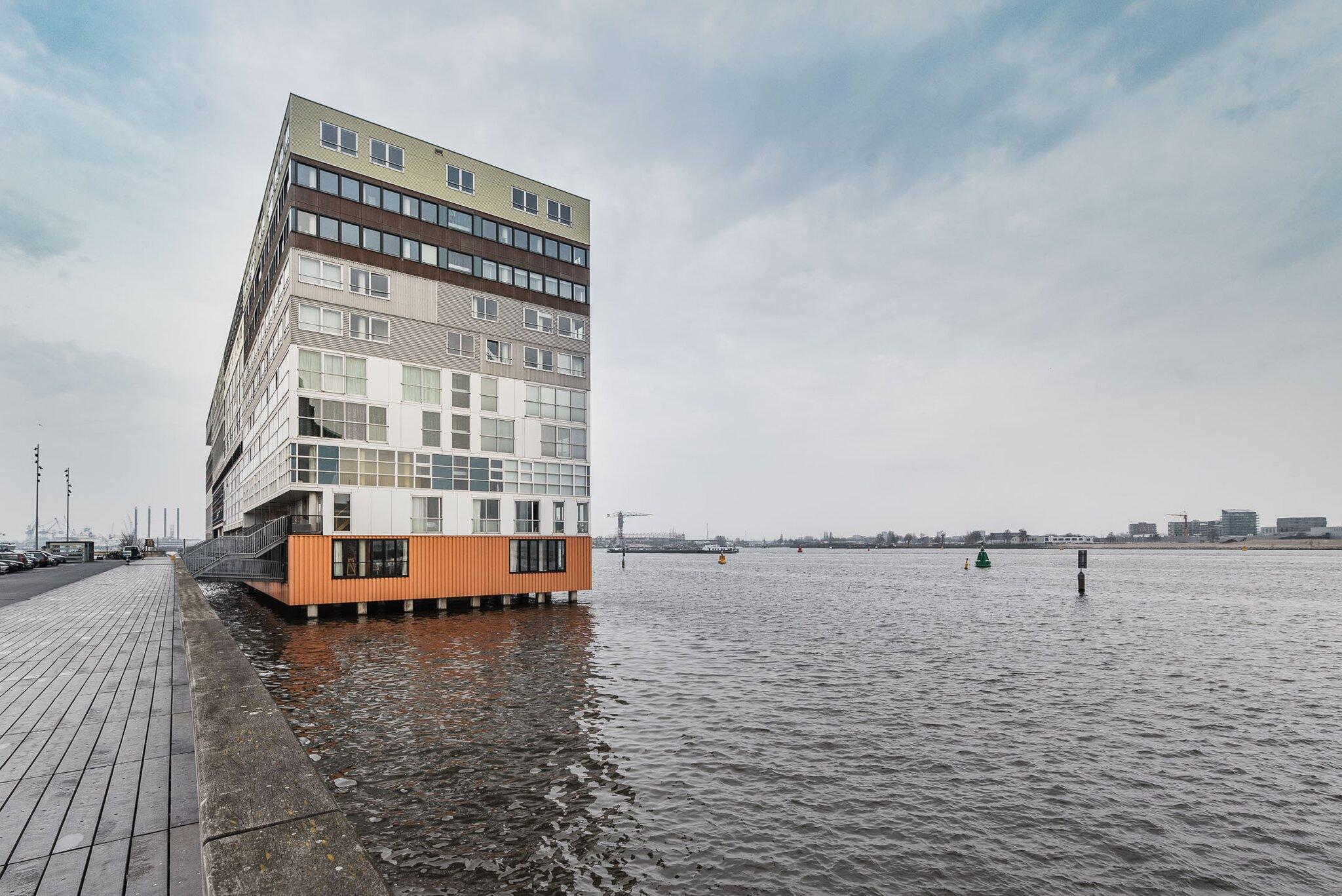 Amsterdam – Silodam 432 – Foto 27