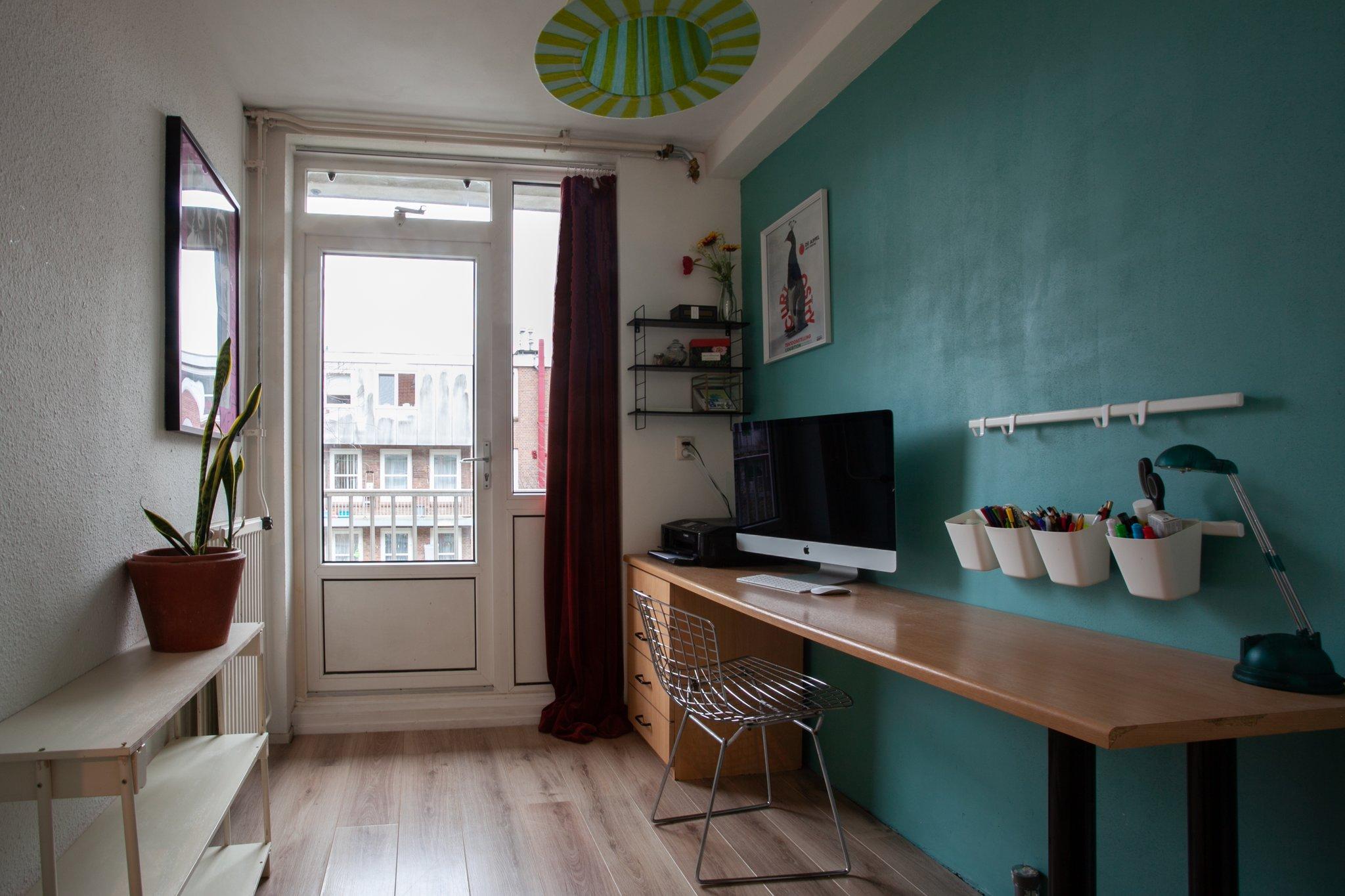 Amsterdam – Van Hilligaertstraat 250 – Foto