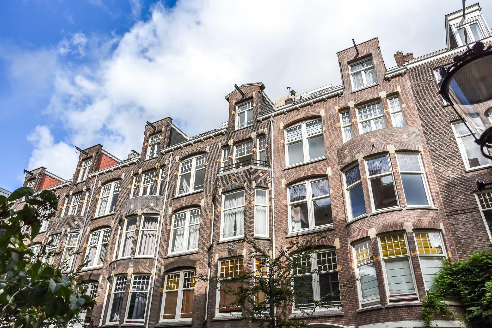Amsterdam – Valeriusstraat 250-3+4 – Foto