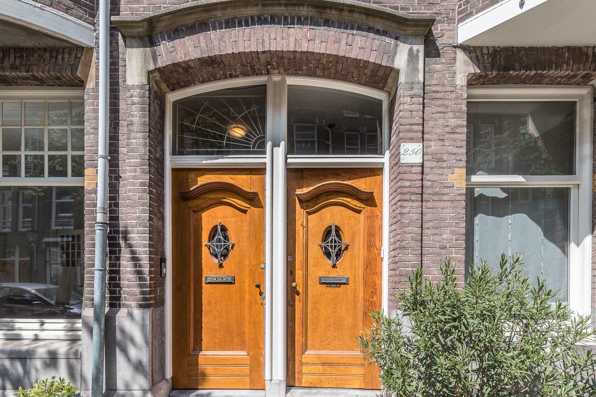 Amsterdam – Valeriusstraat 250II – Foto