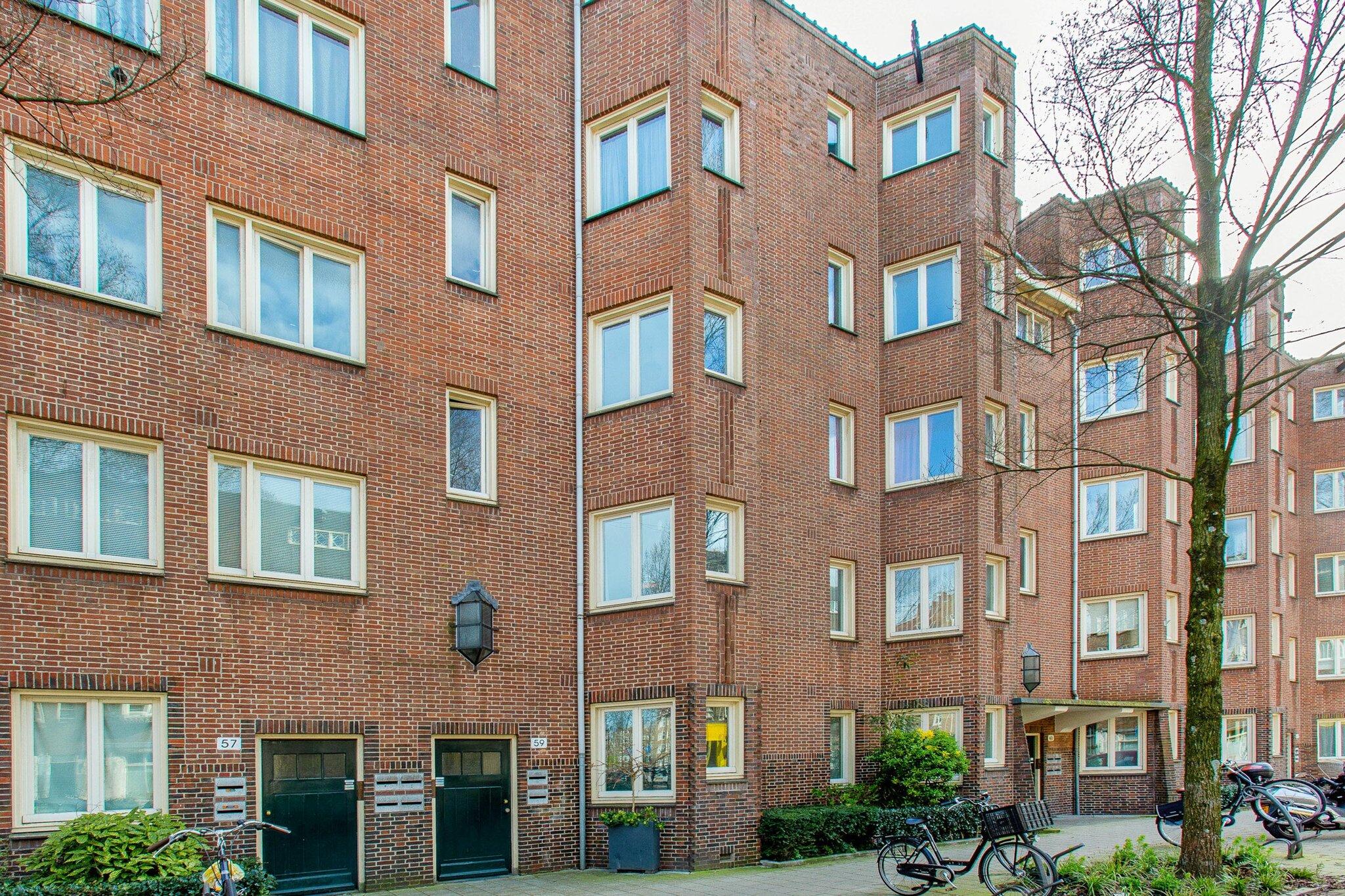 Amsterdam – Cornelis Krusemanstraat 59-1 – Foto 8