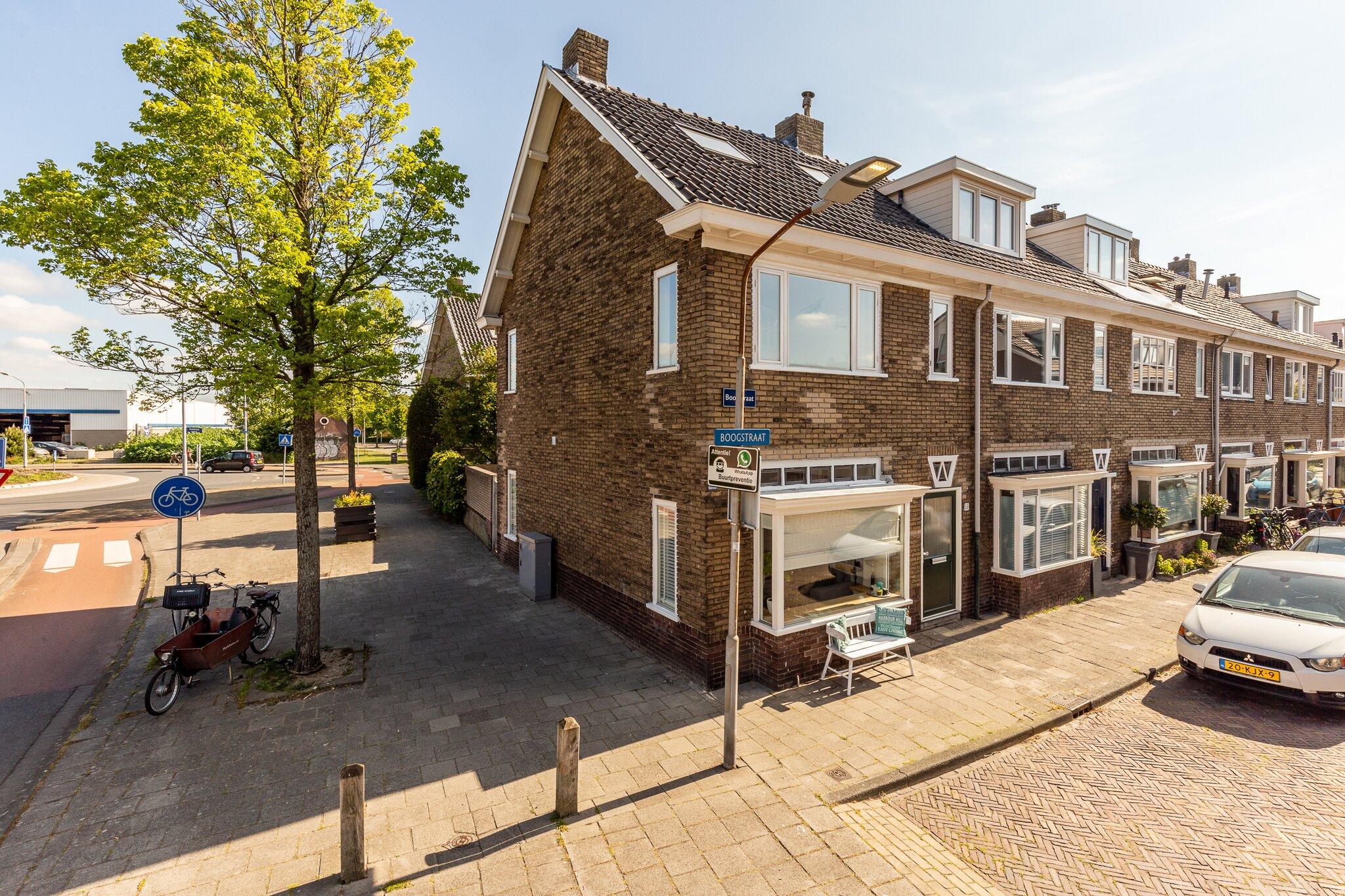 Haarlem – Boogstraat 58 – Hoofdfoto