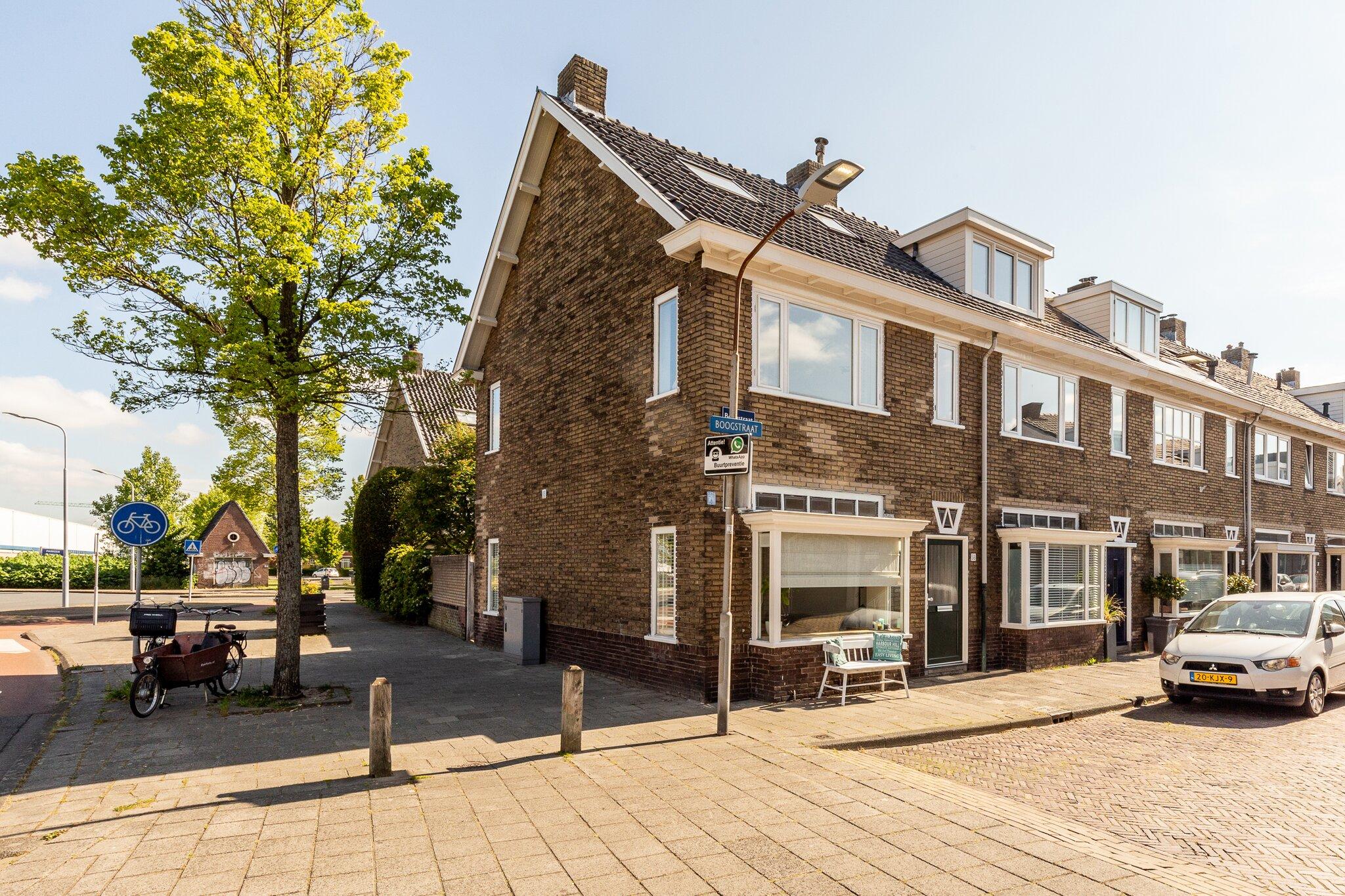 Haarlem – Boogstraat 58 – Foto