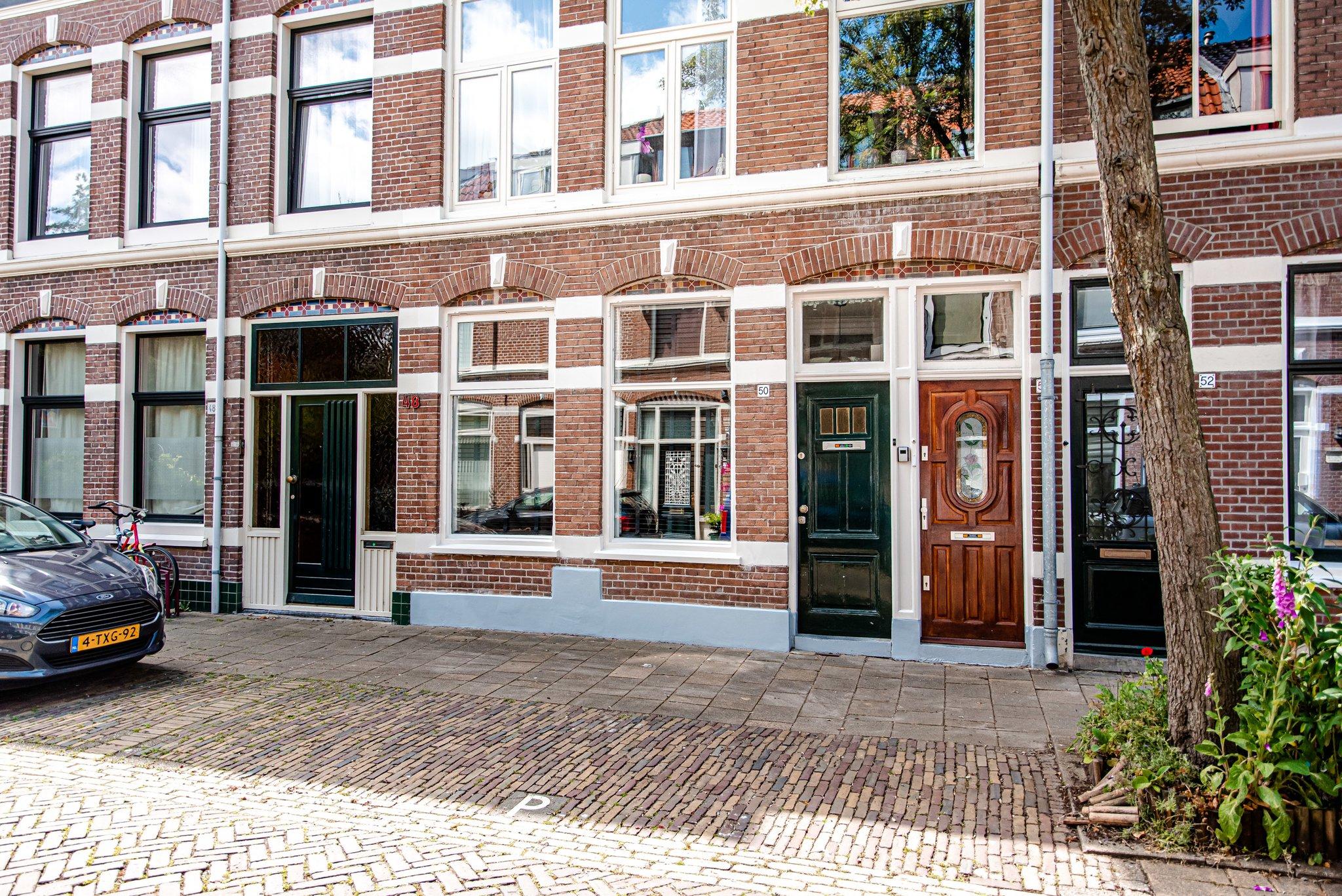 Haarlem – Klarenbeekstraat 50zw – Foto