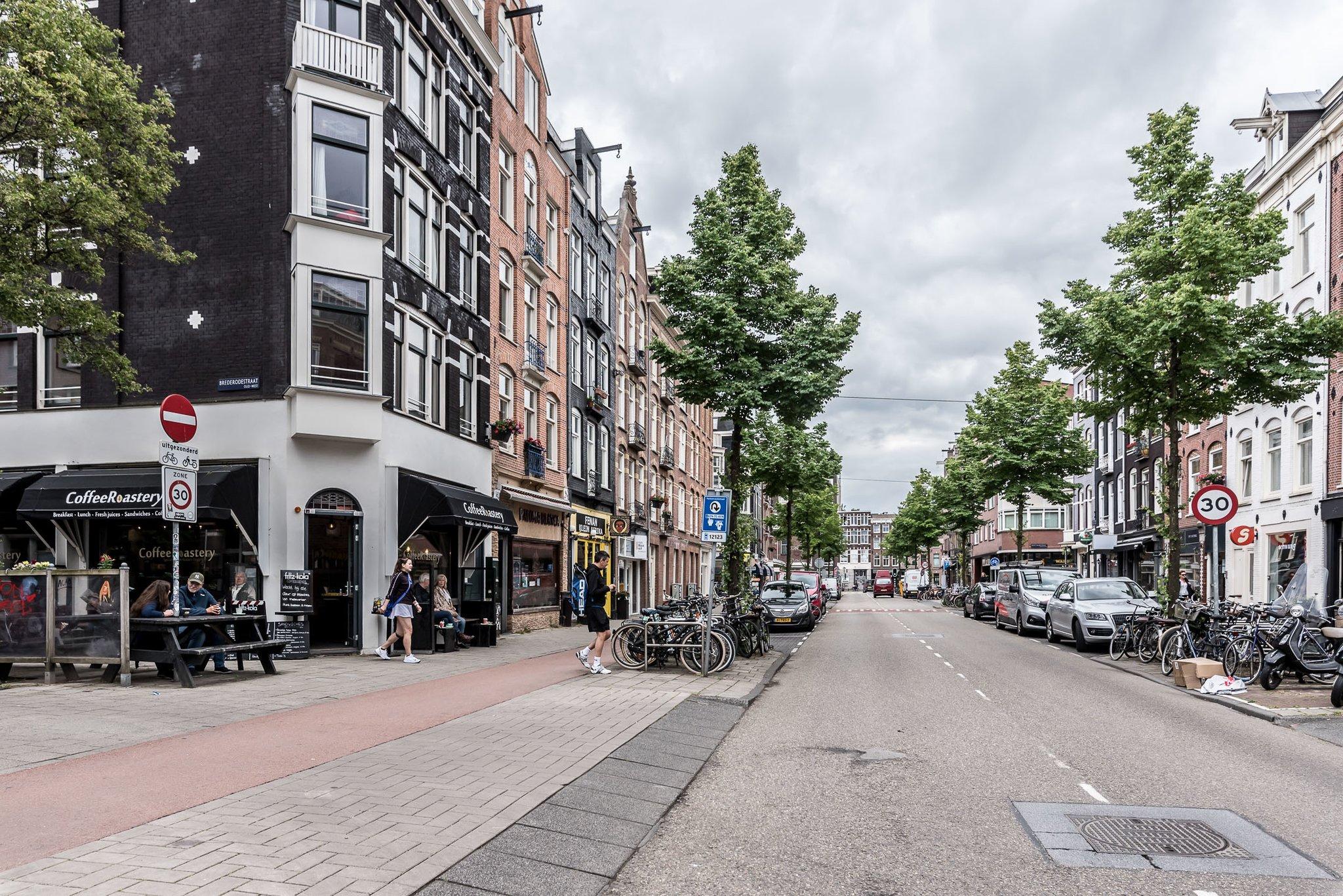 Amsterdam – Brederodestraat 71IV – Foto 25