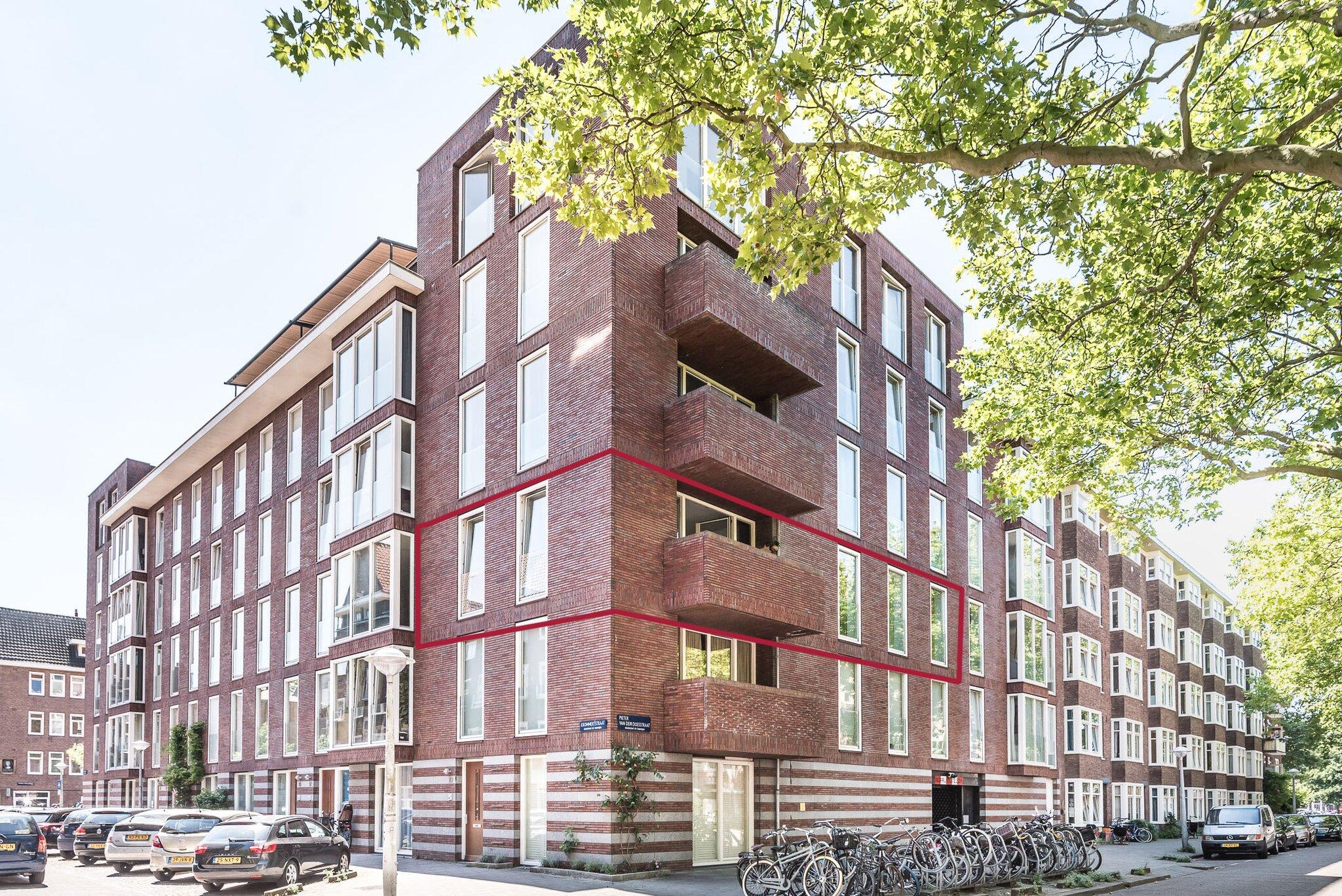 Amsterdam – Cornelis Dirkszstraat 11D 8 – Hoofdfoto