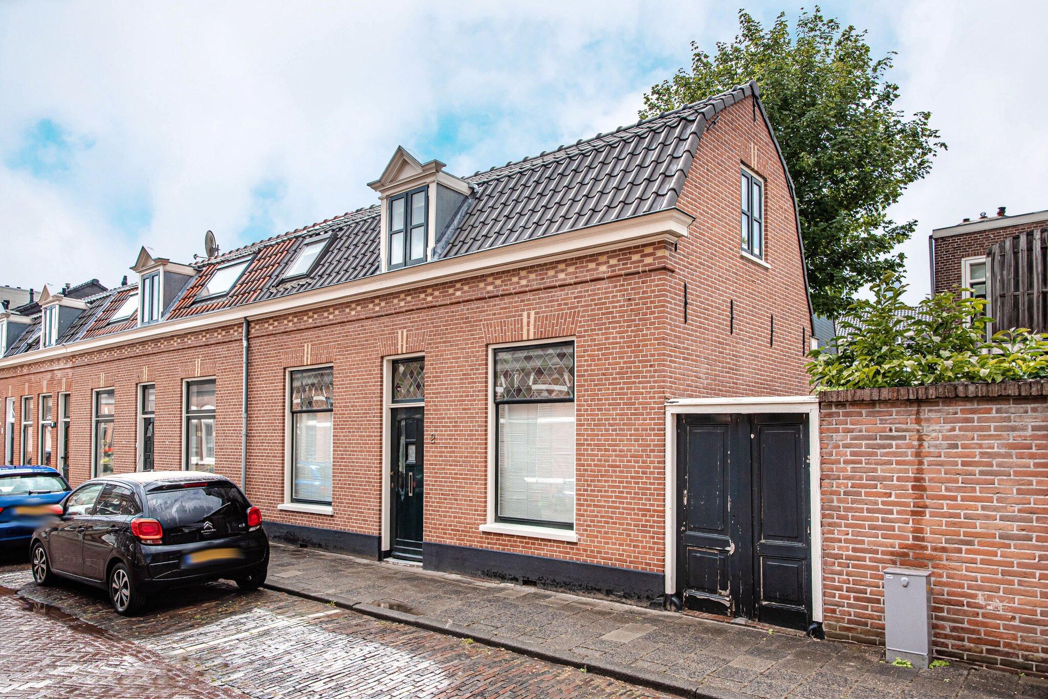 Haarlem – Weversstraat 2 – Hoofdfoto