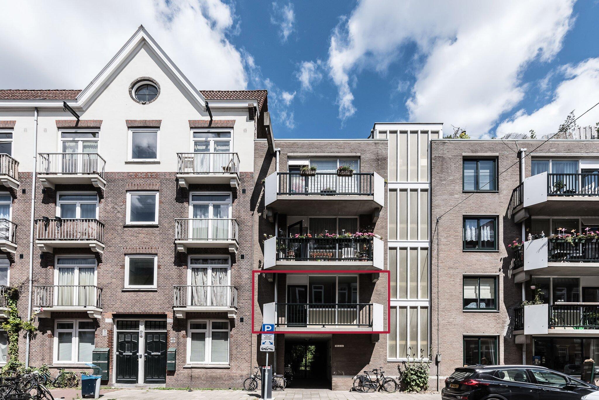 Amsterdam – Nova Zemblastraat 538 – Hoofdfoto