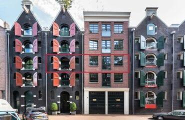 Foto: Nieuwe Uilenburgerstraat 9C