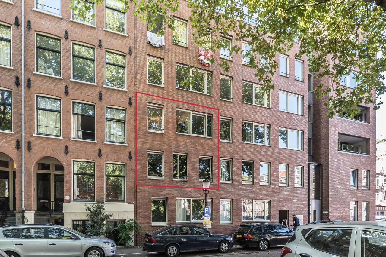 Amsterdam – Van Oldenbarneveldtplein 21-C – Hoofdfoto