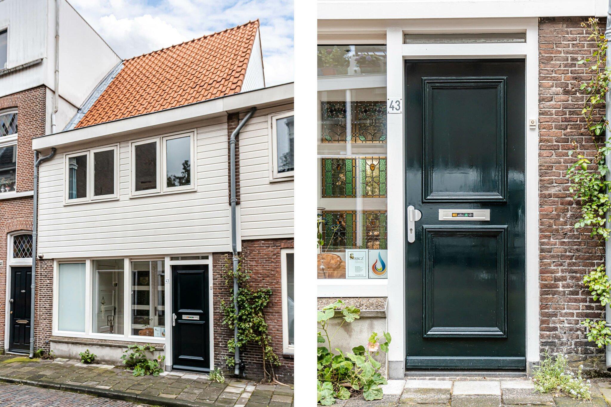 Haarlem – Sophiastraat 43 – Foto