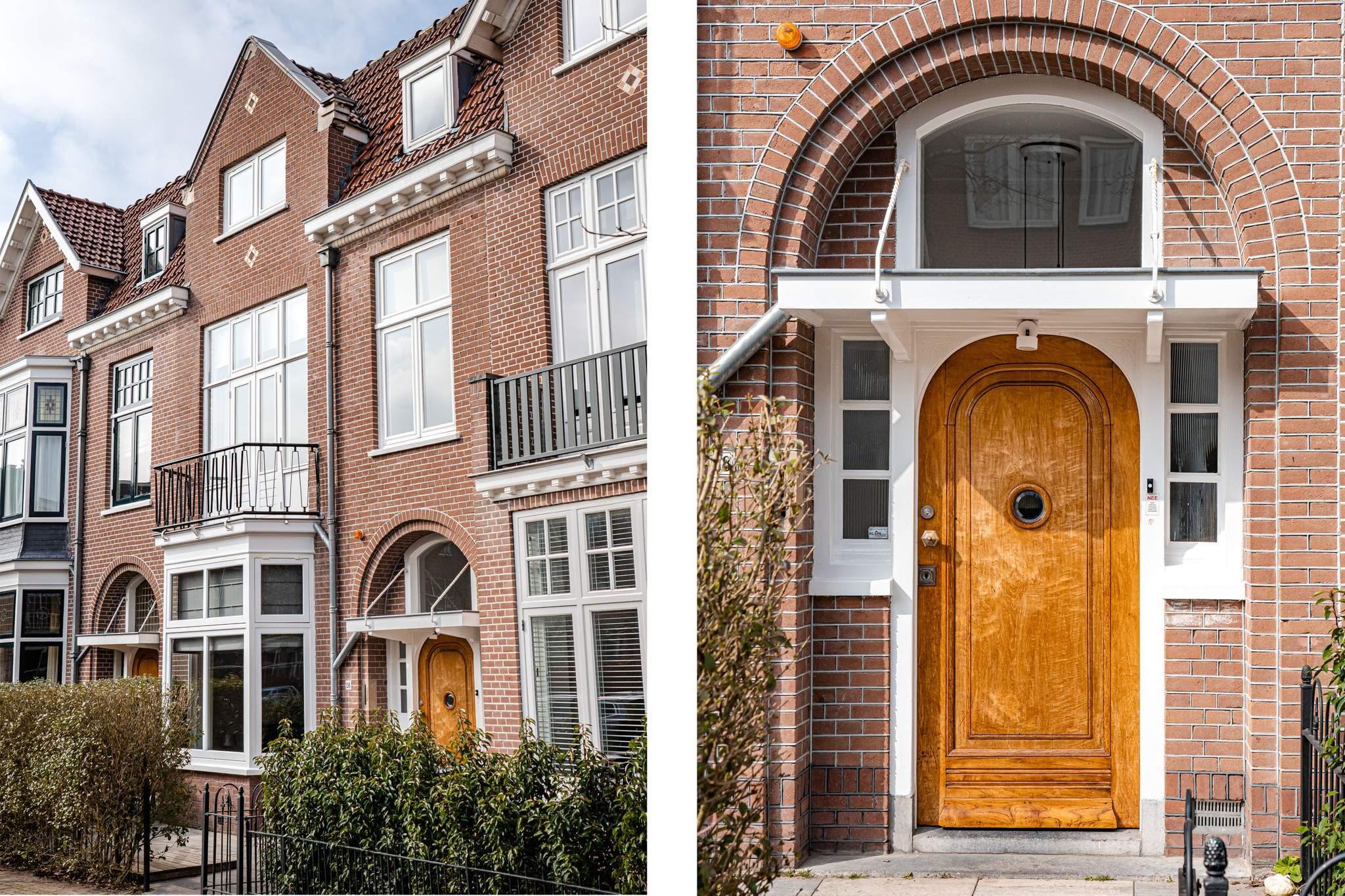 Haarlem – Bos en Hovenstraat 28 – Foto