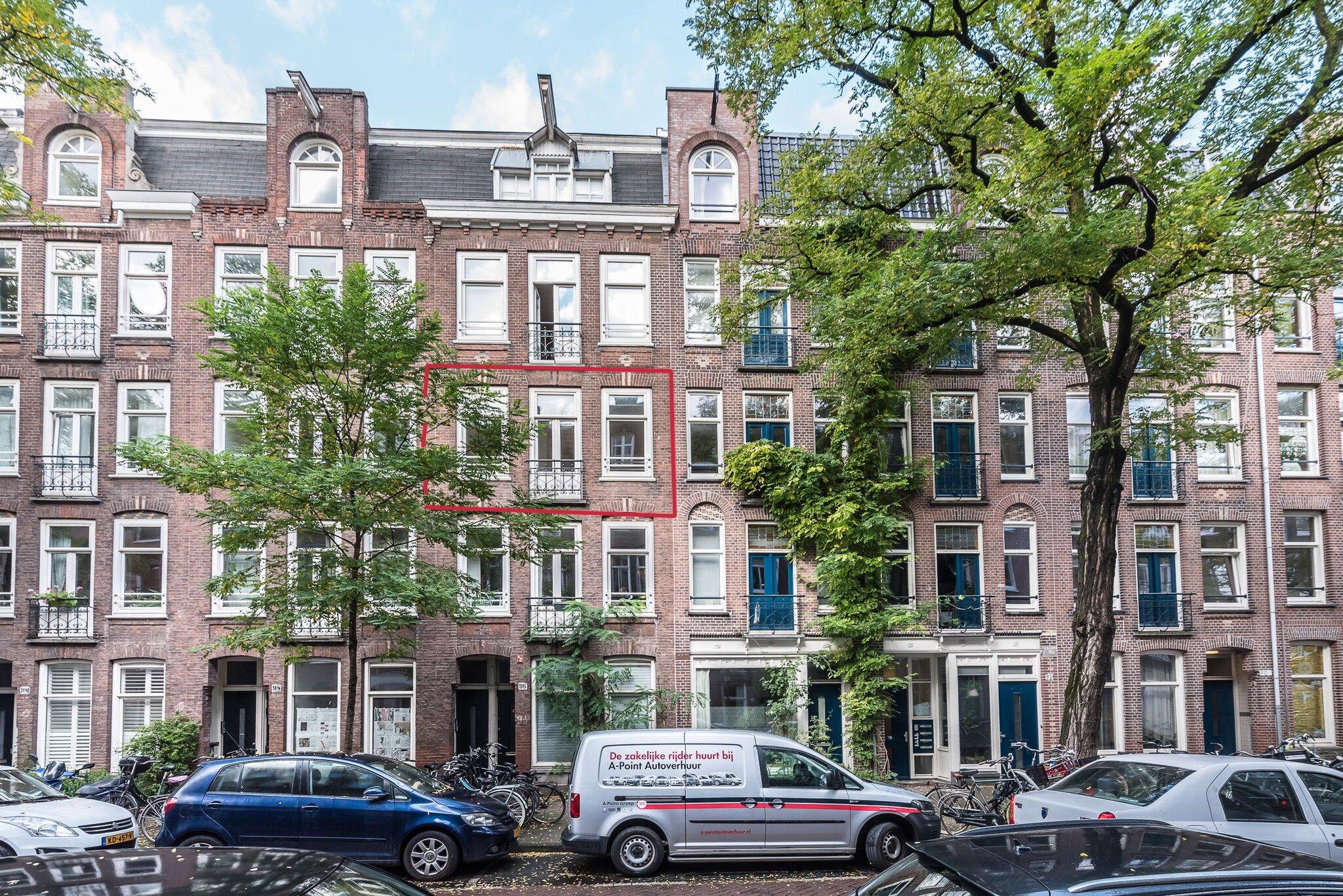 Amsterdam – Wilhelminastraat 96-2 – Foto