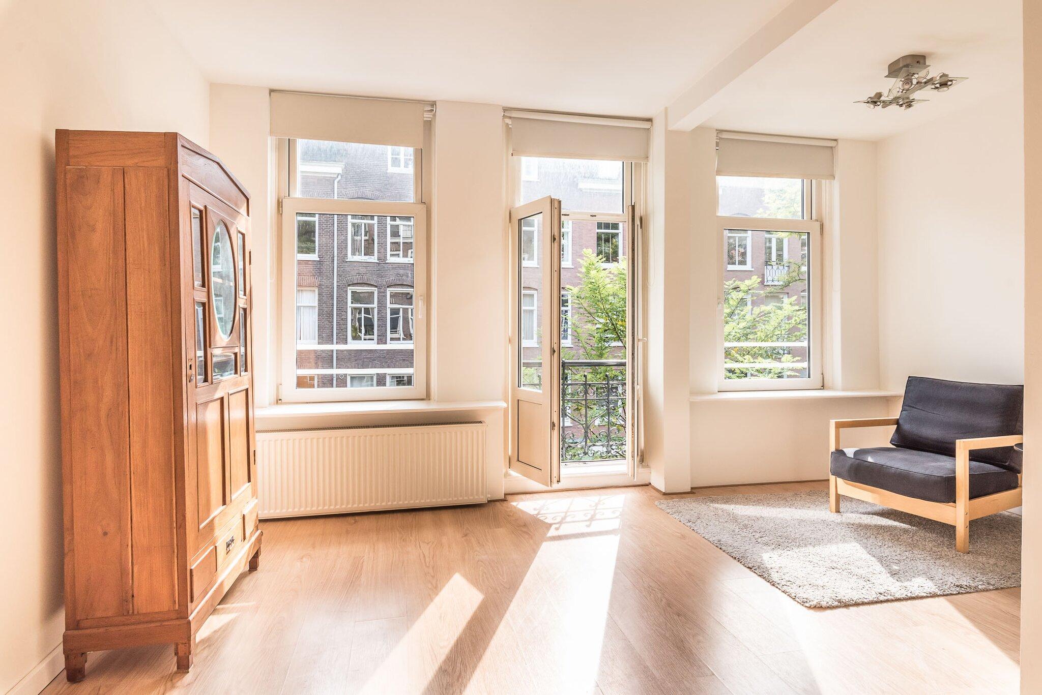 Amsterdam – Wilhelminastraat 96-2 – Hoofdfoto